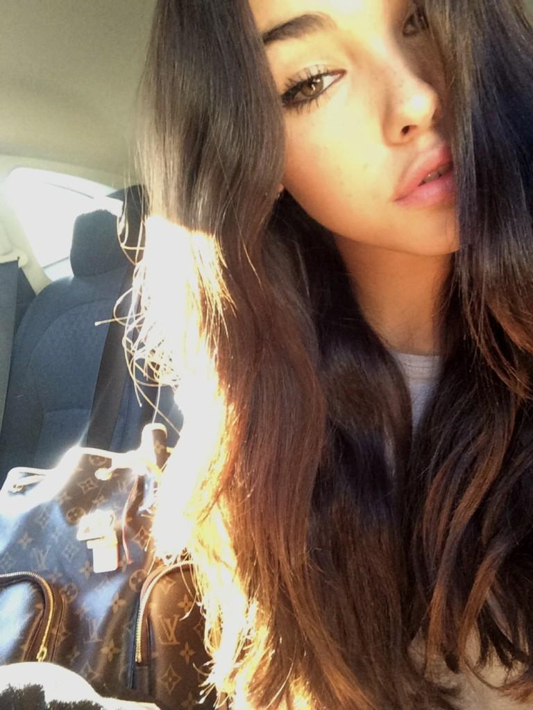 """Madison Beer on Twitter: """"im not capable of smiling in ..."""