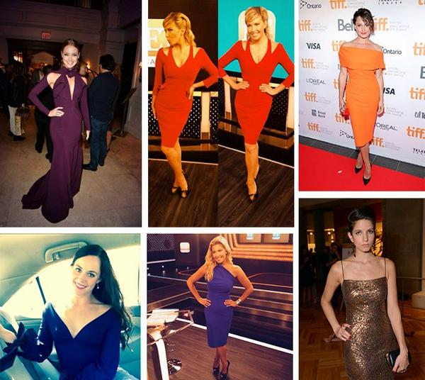 SPOTTED: We've compiled some of our favourite #TIFF looks - check out these fabulous women wearing GC! http://t.co/GzTNtWOaWw