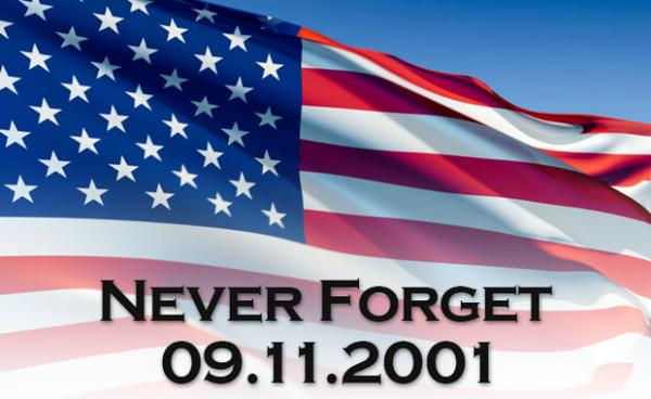 #NeverForget #GodBlessAmerica, our troops, first responders and all of the families of those lost. http://t.co/Veg27jv1xU