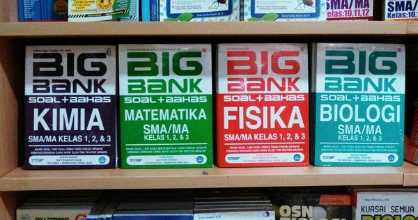 Hasil gambar untuk buku bigbank