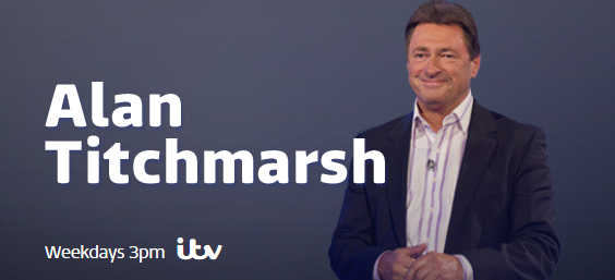 RT @BreedersPlay: *TUNE-IN* @Mouthwaite will be on the @TitchmarshShow on @ITV between 3:00-4:00pm today! http://t.co/6HCqzjCG3M
