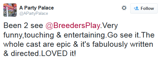 RT @BreedersPlay: Peeps be loving @BreedersPlay! Get your tickets from £15 right HERE: http://t.co/hihcl7ULr6 http://t.co/nlfBpSPUWx