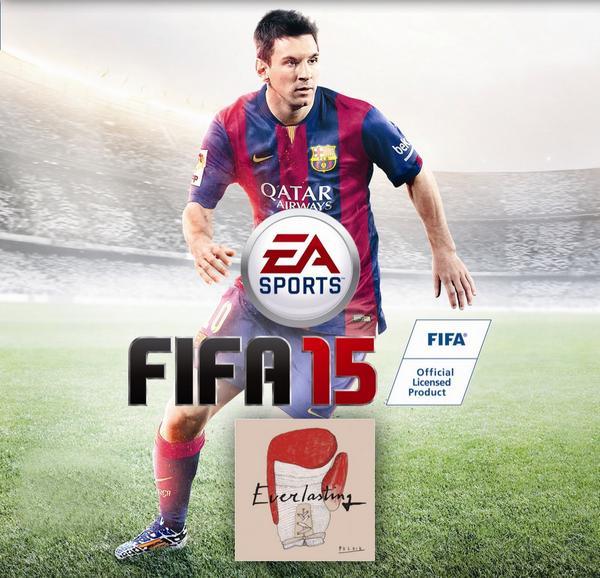 """Estamos muy felices de anunciar que nuestra canción """"Everlasting"""" ha sido includa en el juego @EASPORTSFIFA  #FIFA15 http://t.co/F2GWL8LANC"""