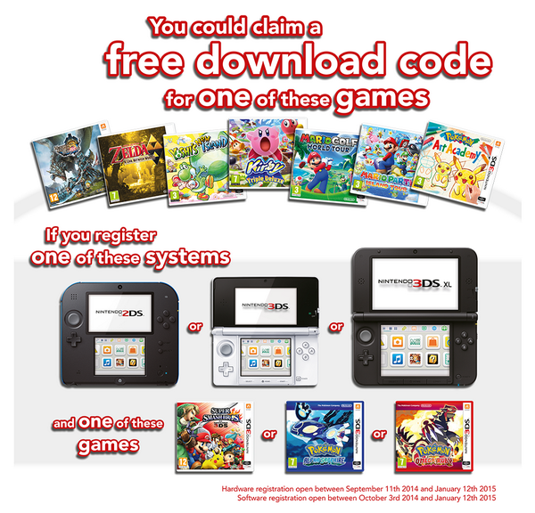 list of 3ds games with download play