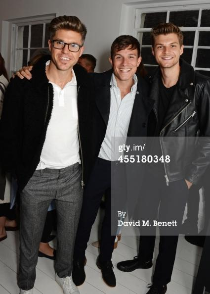 How gorgeous did @Darrenken @iamwillbest & @JimsTweetings look at last nights @ThisIsWhistles x @BritishGQ party http://t.co/O0EhDyIkvF