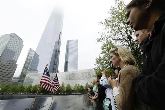 Family members of 9/11 victims will soon gather to mark the 13th anniversary http://t.co/jwTwx9IXmL http://t.co/Ry04CPAlsp