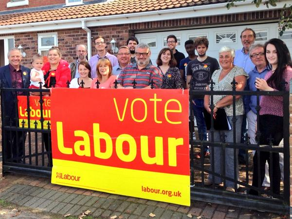 Ollerton Labour