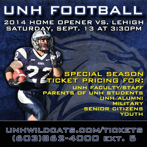 Unh Wildcats On Twitter Want Tickets On Us Retweet This Photo For