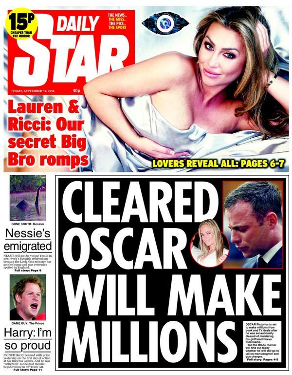 Oscar Pistorius -  Guilty of culpable homicide ** UPDATE** Now guilty of Murder! - Page 2 BxR2LWPCMAAOmtR