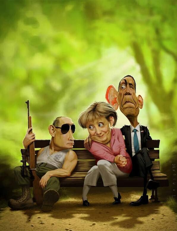 Конфликт в Украине не является локальным, это вопрос безопасности всей Европы, – президент Эстонии - Цензор.НЕТ 8494