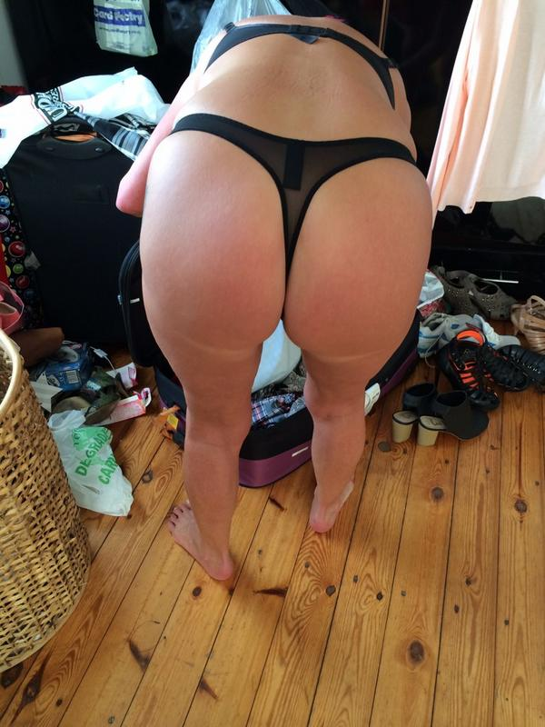 amateur thong sex