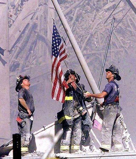 Remembering the heroic men and women who lost their lives on this day 13 years ago, we will #neverforget. http://t.co/aFNcZTzr3a