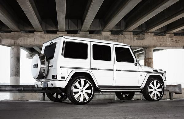 mercedes g wagon forgiato wheels on twitter matte white g wagon - White G Wagon