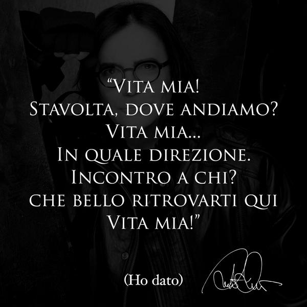 Renato Zero Twitterissa Vita Mia Stavolta Dove Andiamo