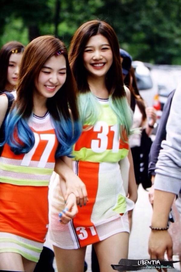 Joy và Wendy