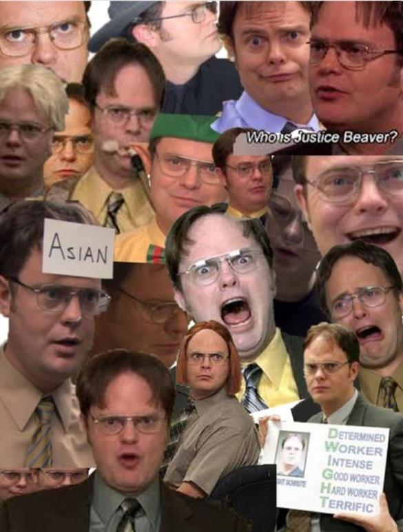 The Office Memories On Twitter 3am Dose Of Dwight This Is Currently My Lock Screen Tco RZ0xKGNZZR