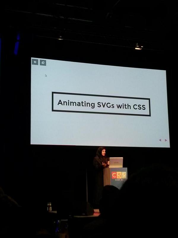 I wish this talk was available one year ago. Essential SVG knowledge delivered by @SaraSoueidan at #cssconfeu http://t.co/fpHn1U94Om
