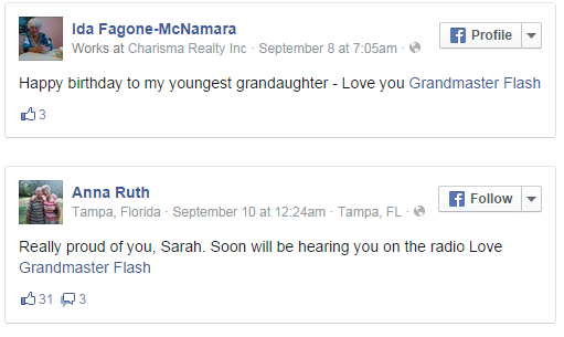 Grandparents just can't stop tagging Grandmaster Flash in their Facebook statuses: http://t.co/sKVdqg3w1p http://t.co/cBdn2ai3Sb