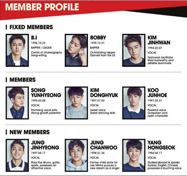 iKON Global 아이콘 ...