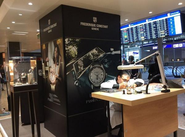 FREDERIQUE CONSTANT AROUND THE WORLD – GENEVA, AIRPORT. More exclusive pictures at http://t.co/5kw930JkcN #fc #... http://t.co/BQ9rbePUhq