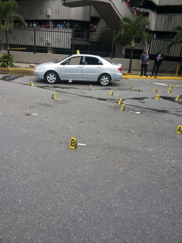 Tres asesinatos en Caracas en las primeras horas de la mañana