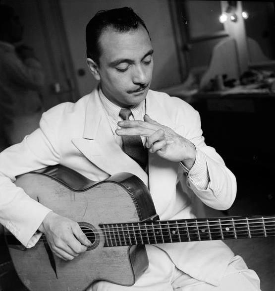 Jazz entre amigos - Django Reinhardt. Parte 2
