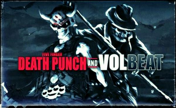 Just a few days until this next tour starts....I'm looking forward to it!  @VOLBEAT @FFDP #FireItUp http://t.co/FIN9Z98xTV