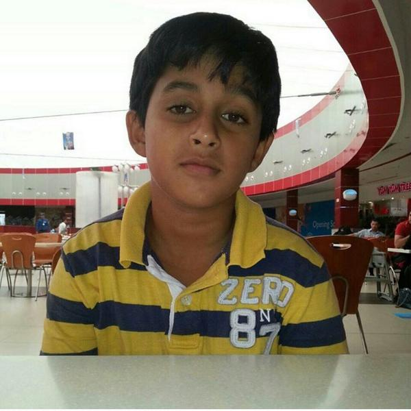 My cousin is lost in isa town if found plz report to the police or call   66303553/ 33920353 http://t.co/q55IrIOtlD