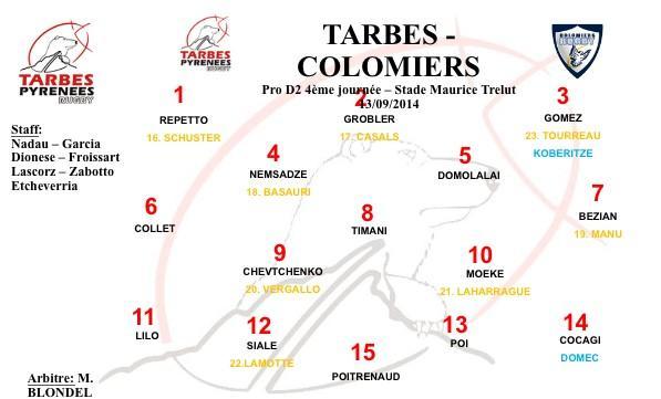 Tarbes - Colomiers BxWTe96IgAE4klX
