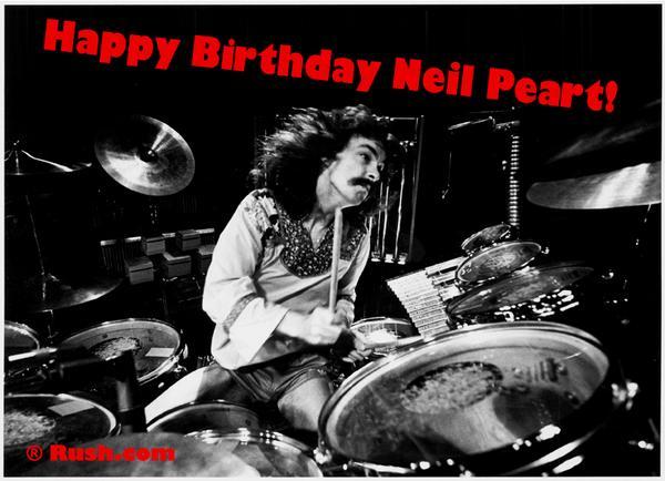 Happy Birthday Neil Peart! http://t.co/azvhYjfJUq