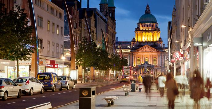 RT @love_belfast: Belfast named as second best city with 'best quality of life'. http://t.co/PiXfQksNp4   http://t.co/WaZlpSw8hL