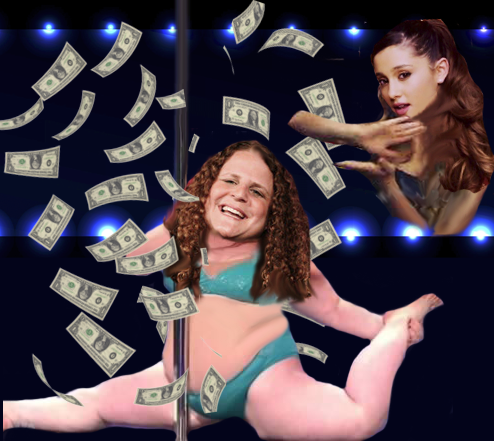 My Thoughts on the newest TA Mission…this is the only explanation… #ArianaMakingItRain #BB16 #GrodWhore http://t.co/Bz9cPGmvAV