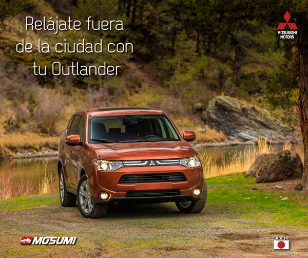 Disfruta el mejor #findesemana junto a tu #Mitsubishi La vida es 4x4... http://t.co/P0pVYqj8rN