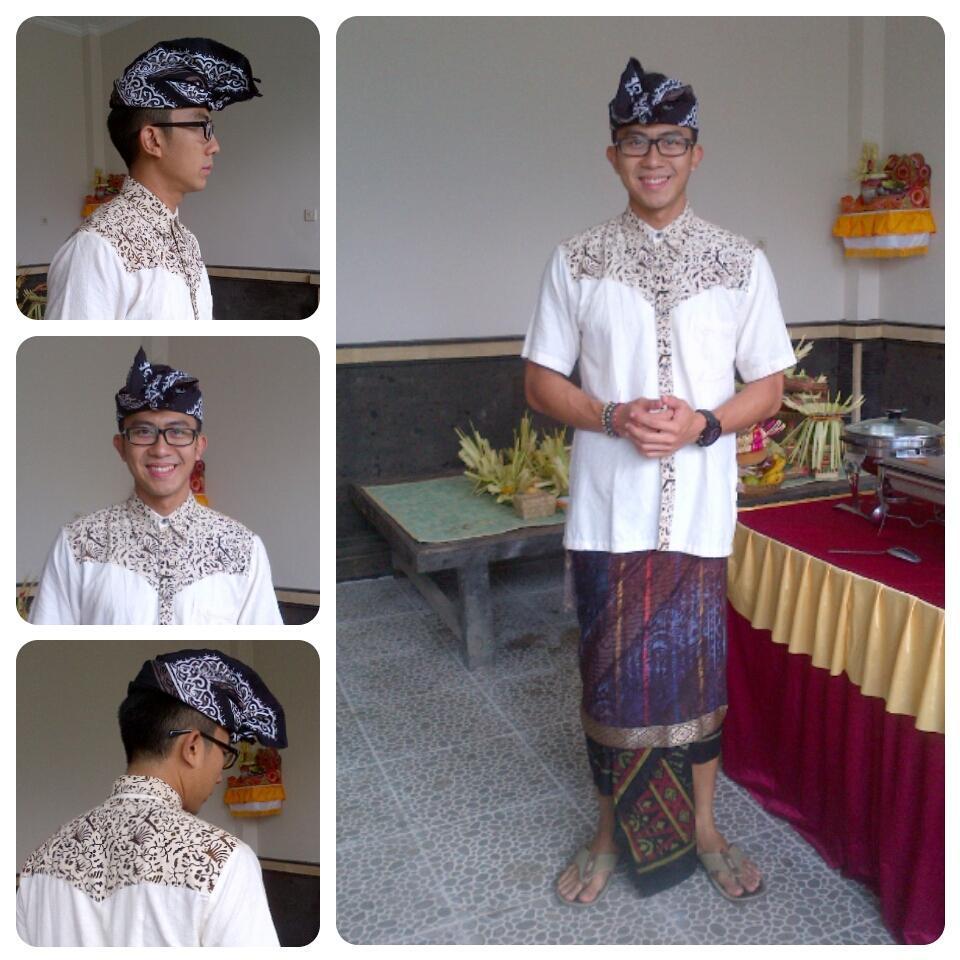 "Pusat Baju Batik Di Bali: Kusuma Widnyana On Twitter: ""Kombinasi Modifikasi Baju"