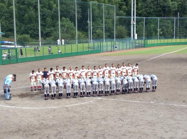 試合終了(5回コールド) 関学14-1宝塚西 両チームお疲れ様でした。 http://t.co/2nGdlbc0hD