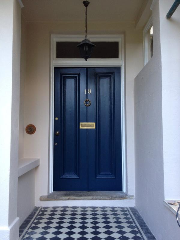 Guy Barnes Property Care On Twitter Front Door In Farrowandball
