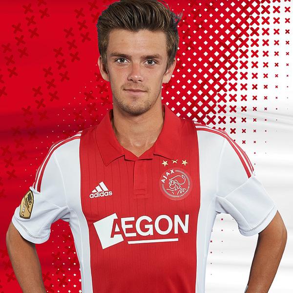 Afc Ajax On Twitter Lucas Andersen Viert Vandaag Zijn 20ste