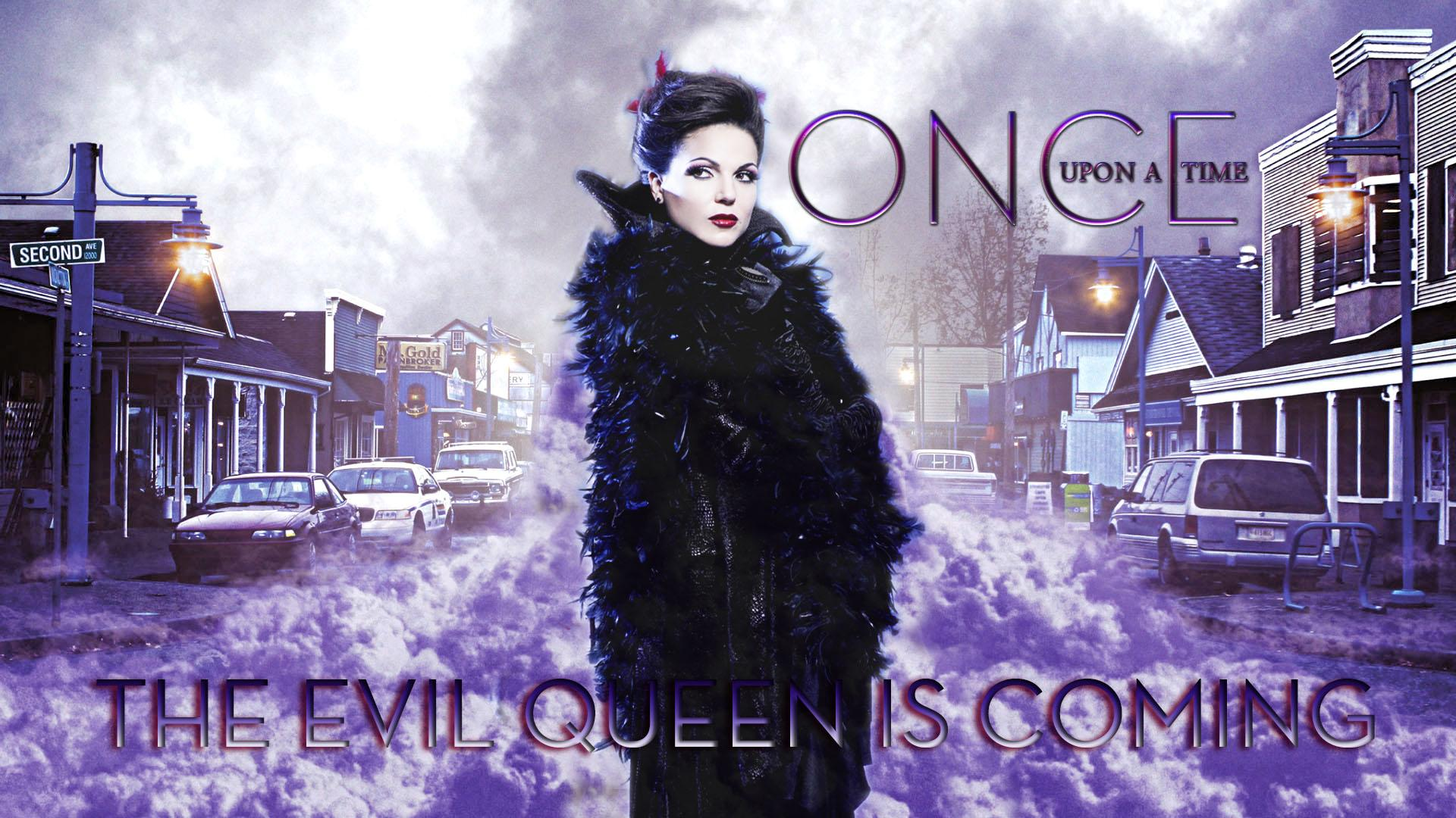 The Evil Queen is coming in Storybrooke !