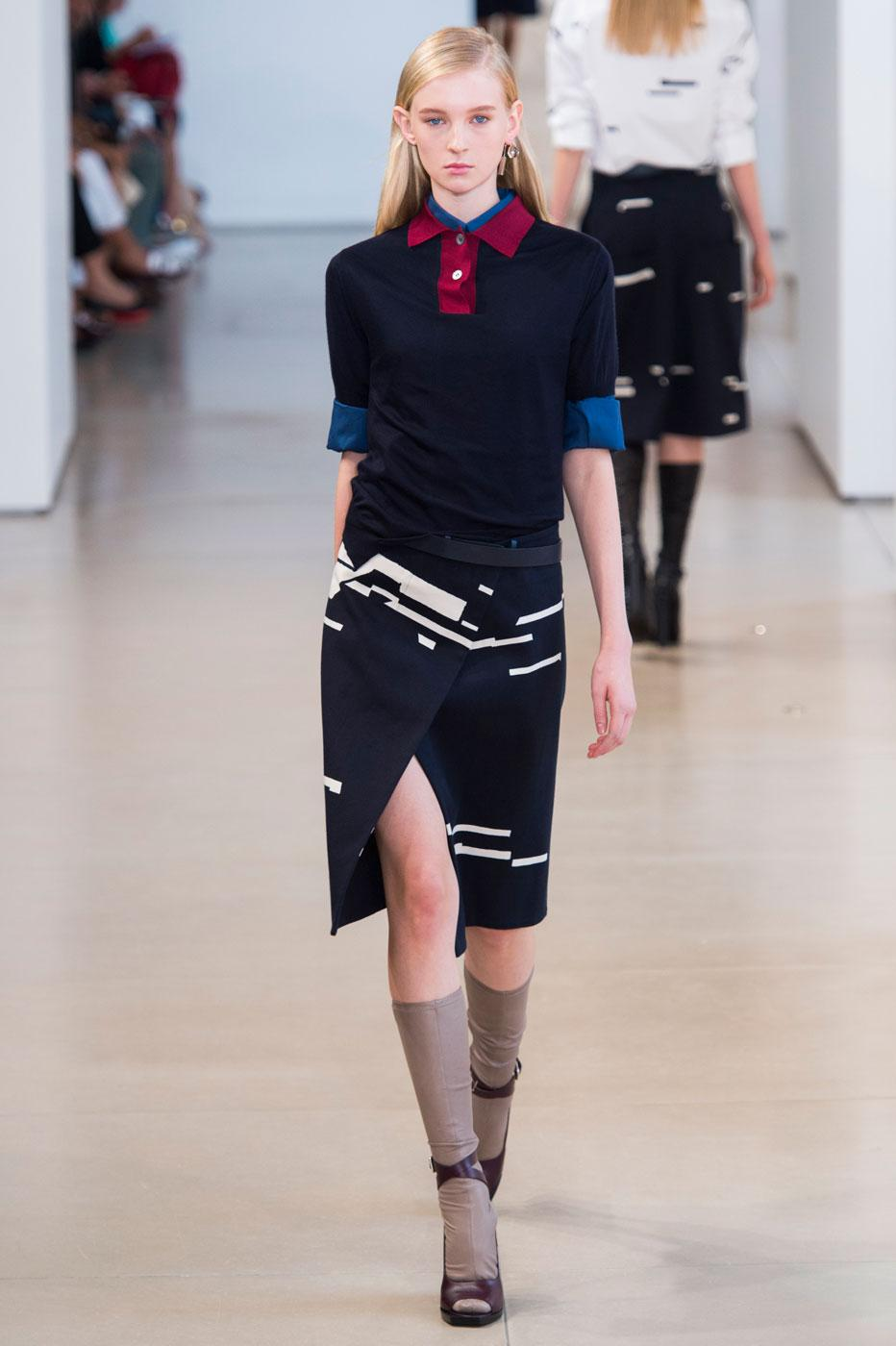 Rodolfo Paglialunga presents a wearable debut collection for Jil Sander in Milan http://t.co/q1k30n3qCM #SS15 #MFW http://t.co/9iHAdD7lkt