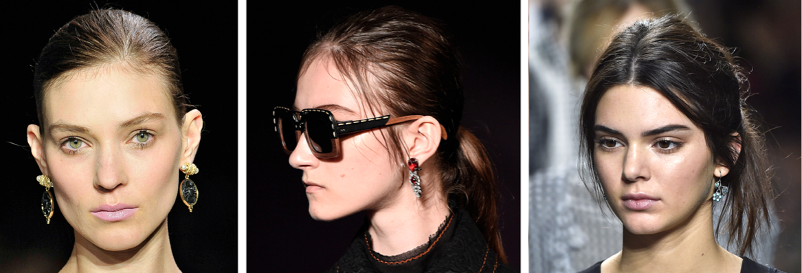 Single statement earrings give way to modest, drop sets for spring 2015 http://t.co/DEVHV52QPZ #mfw http://t.co/e90yp6sNGZ