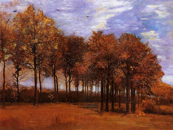 "Enjoying the Van Gogh artwork: ""Autumn Landscape"" on artDatabase for iPad http://t.co/oRlCBEZQKo"