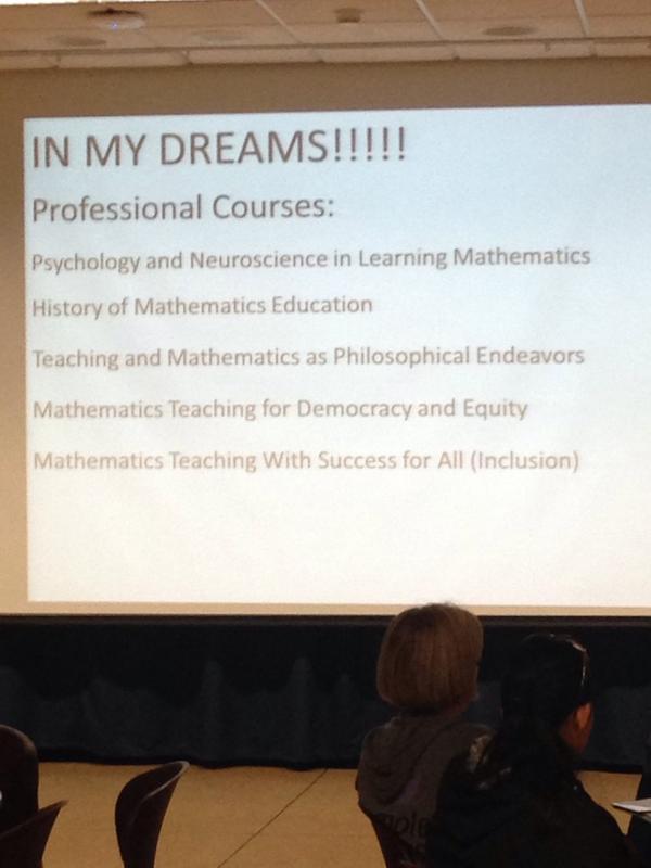 Professional courses wish list - Dr. Gardella #Mathematics #CommonCore #curriculum http://t.co/XovphdDlbo