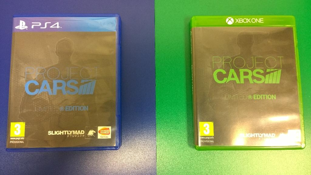 GAME Bedford On Twitter Preorder Project Cars Limited Edition And Get A Steel Case 5 Exclusive Career Events Behind Scenes Book