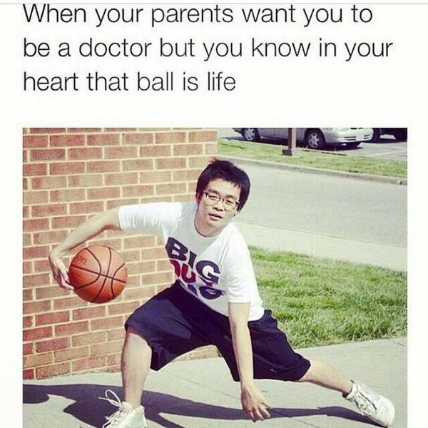 Asian Ball Is Life