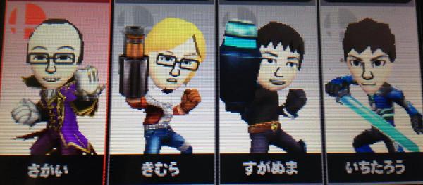 大乱闘PSO2ブラザーズ(※一太郎さんはユーザー代表です)#PSO2 pic.twitter.com/XYixlQKVxk