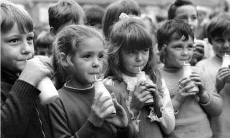 It was always lukewarm, yuk RT @HAPPYMEM0R1ES: Retweet if you remember 'free' school milk. http://t.co/GKWeVQU4I0