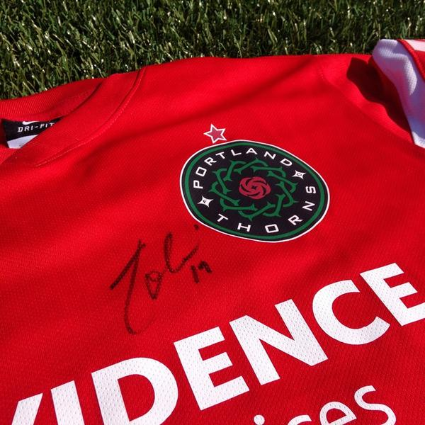 the latest 8ab83 853f9 Portland Thorns FC on Twitter: