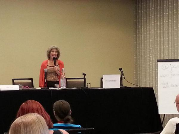 @JoanPrice discussing senior sex, the joys, the problems and the success. #cconsenior #cconwest #ccon http://t.co/cvO02wcvWk