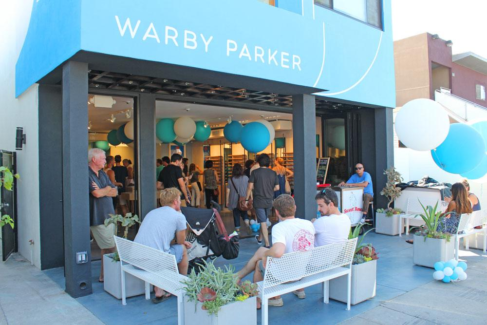 Warby Parker Venice Travel Guide