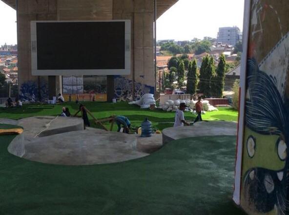 Congrats @ridwankamil atas Taman Film Bandung  http://t.co/CWp40Cmopx